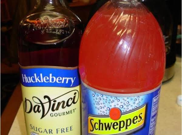 North Idaho Huckleberry Limeade Recipe