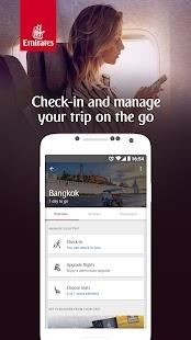 The Emirates App - náhled