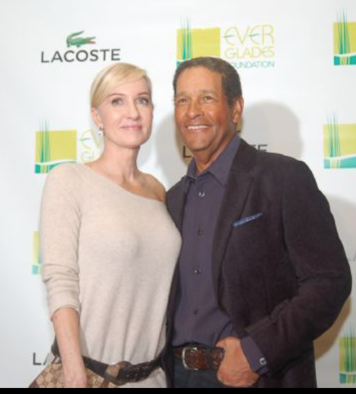 Karen Klopp, Hilary Dick article for New York Social Diary, What to Wear Everglades foundation party at thme breakers Hilary & Bryant Gumbel