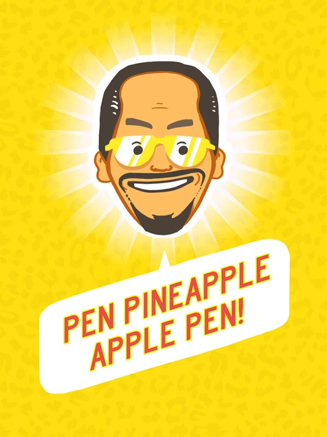 Play Pineapple Pen