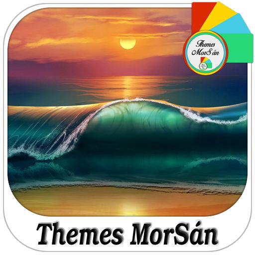 Sunset Colors : Xperia Theme