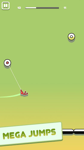 Stickman Hook Android App Screenshot