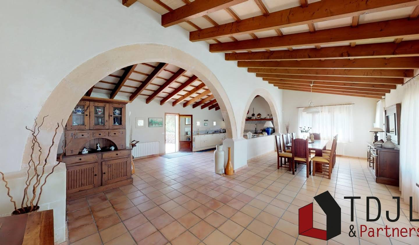 House with pool and terrace Sant Climent