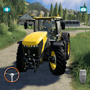 Tractor Farming 3D - New Farming Game 2019