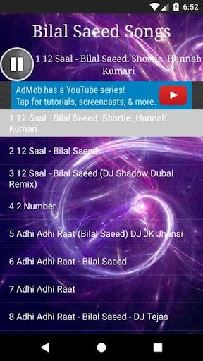 Download Bilal Saeed Songs Google Play softwares