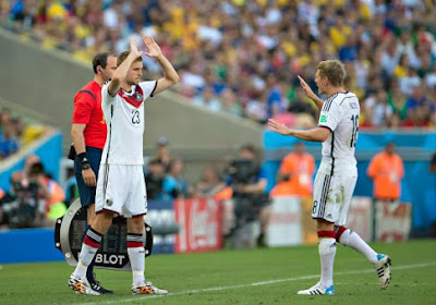 Christoph Kramer ne se souvient pas de son match