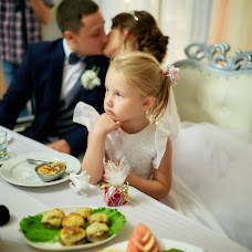 Wedding photographer Vadim Arzyukov (vadiar). Photo of 03.09.2017