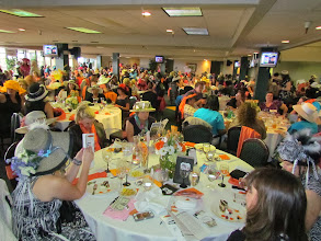 Photo: More than 400 people attended this year's event