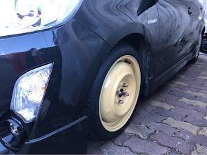 アクア NHP10 のタイヤのカスタム事例画像 Syuyaさんの2019年01月09日09:04の投稿
