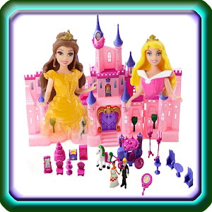 Princess Castle Toy for PC and MAC