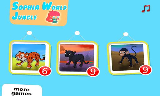 Sophia World Jungle 2020  screenshots 1