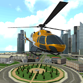 Dustoff Helicopter Rescue Sim Android APK Download Free By Parking Games