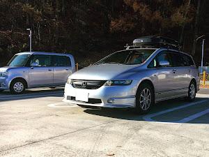 オデッセイ RB2 4WD アブソルート 前期のカスタム事例画像 Tsuru(ツル)さんの2019年12月01日14:06の投稿