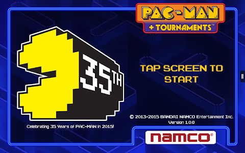 PAC-MAN +Tournaments v1.1.8