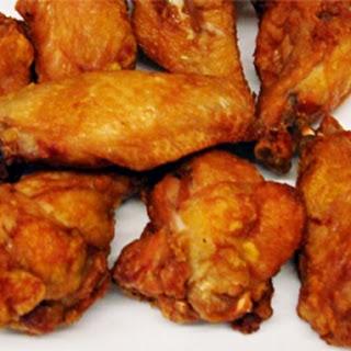 Basic Buffalo Wings Recipe