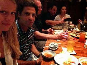 Photo: Bisnesillallinen ja älyttömän hyvää Japanilaista! Ravintolan nimi oli Gaku - tsekkaa tämä paikka!