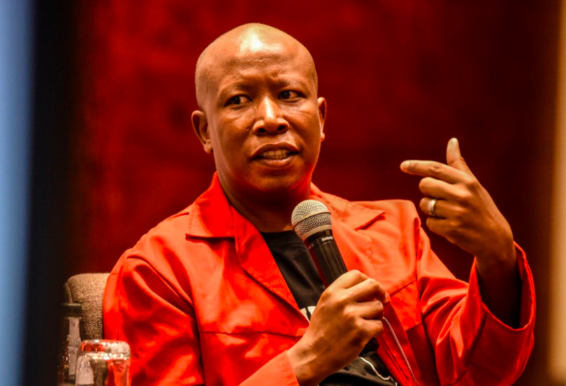 IN QUOTES | Malema on Ramaphosa's 'repetition of ideas', fake relationships with white people and Zuma's arrest - TimesLIVE