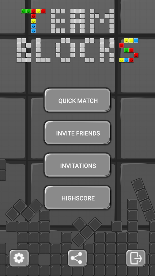 Team Blocks- screenshot
