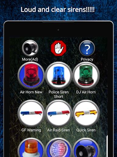 Siren Ringtones screenshot 6