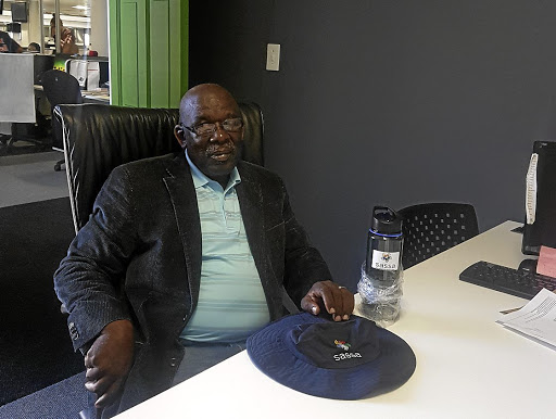 Paul Moola has been blacklisted by social development department after the stock for his tender came with faults.