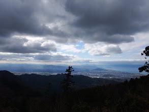 鉄塔からの展望(西方面)