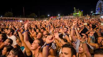 Público en la primera edición del Cooltural Fest de Almería.