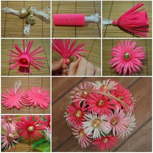 Paper flower craft tutorial apk download apkpure paper flower craft tutorial screenshot 8 mightylinksfo