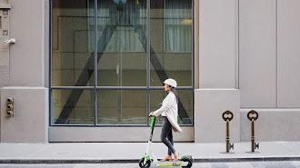 Los patinetes eléctricos han causado en el último año casi 300 accidentes.