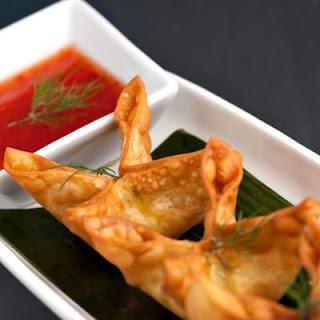 Restaurant-Style Crab Rangoons