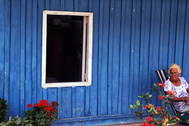 la signora della casa blu di antonioromei