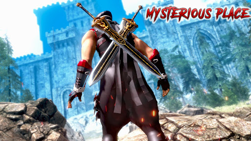 Télécharger Ninja Assassin Warrior Death Survival Zombie War APK MOD (Astuce) screenshots 1