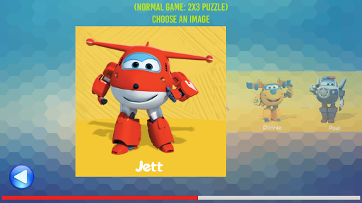 Super Wings Puzzle 1.05 screenshots 2