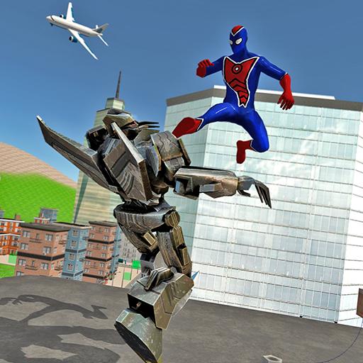 Strange Hero: Transforming Bot (game)