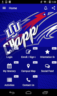 LCU Chapp- screenshot thumbnail