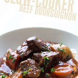 Slow-Cooker Beef Burgundy