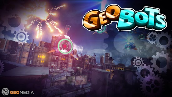 GeoBots VR- screenshot thumbnail