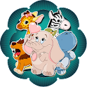 Kid learn and play Animals icon