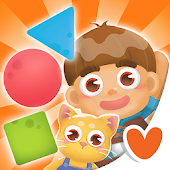 Shape Hunters - Shapes & Colors for kids
