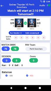 Cricket Fast Live Line 2017 - náhled