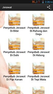 Info Jerawat - náhled