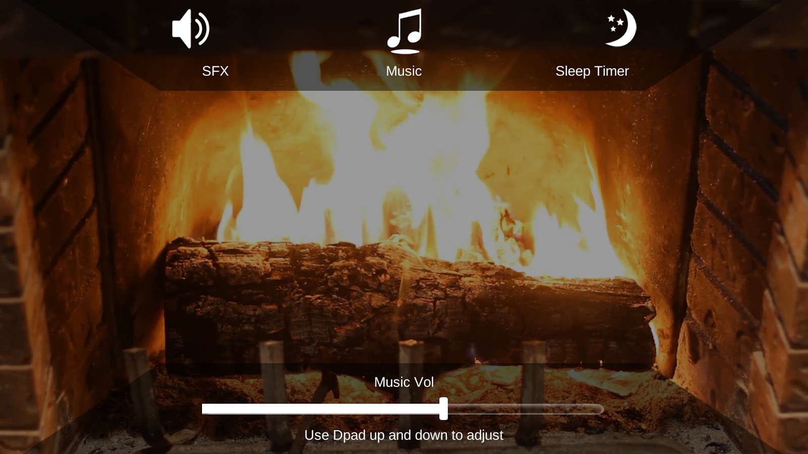 peaceful fireplace hd android apps on google play