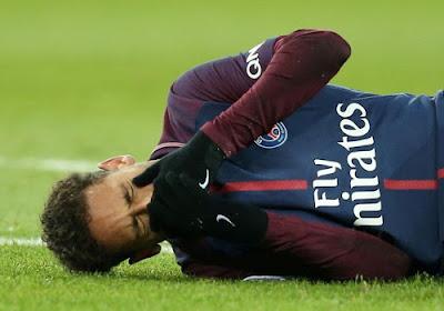 Le PSG est très inquiet au sujet de Neymar