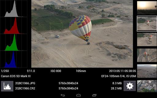 DSLR Controller screenshot 4