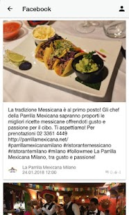 La Parrilla Mexicana- screenshot thumbnail