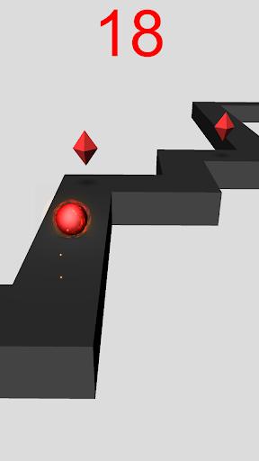 玩街機App|ZiKaBoo! - ZigZag 3D 러너免費|APP試玩