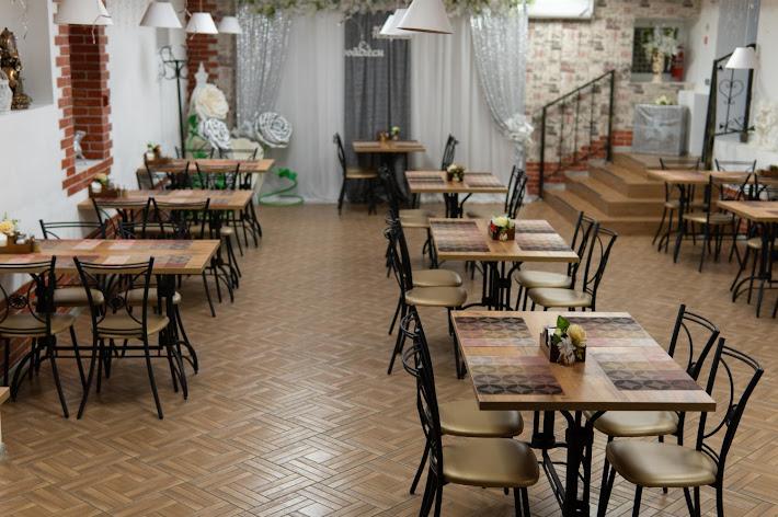 Фото №4 зала Кафе-Кафе