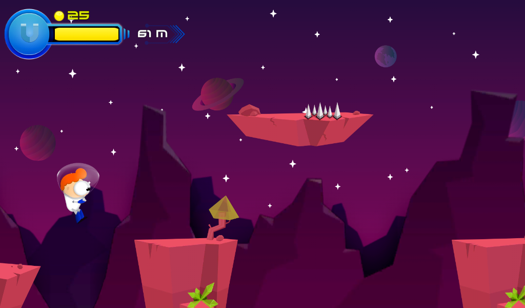 Galliance: Galaxy Jumping Game- screenshot