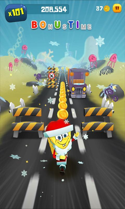 SpongeBob Game Station (Unreleased)– captură de ecran