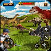 Dinosaur Hunting Simulator 2018: T-Rex City Hunter