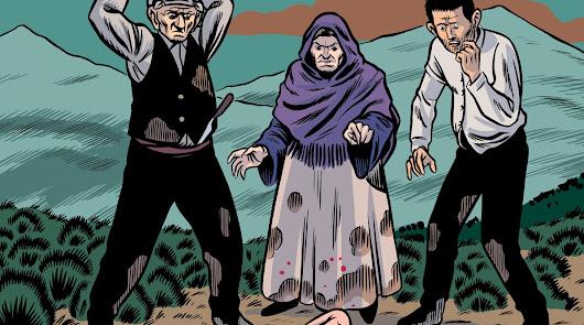 El crimen de Gádor: la verdadera historia del Hombre del Saco, en un pódcast